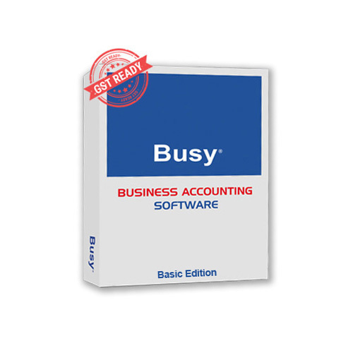 Busy Accounting Software Basic Edition