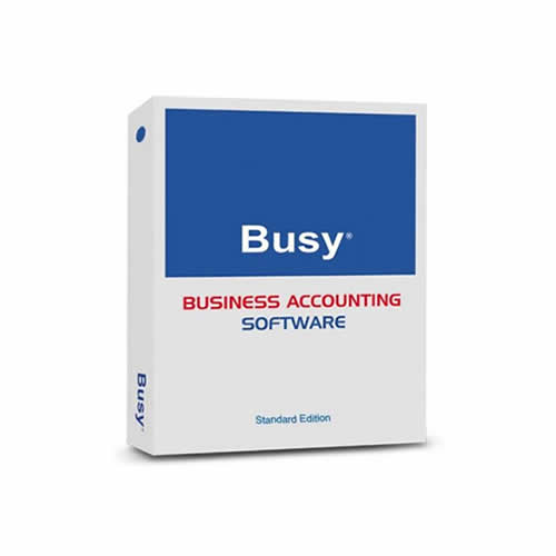 Busy Accounting Software Standard Edition